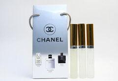 Парфюмерия Chanel Chanel Подарочный набор men 3х25