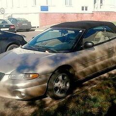 Прокат авто Прокат авто Chrysler Sebring золотистого цвета