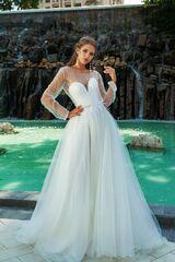 """Свадебное платье напрокат А-силуэт ALIZA свадебное платье """"Ines"""""""