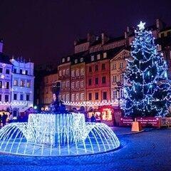 Туристическое агентство Интурсервис Автобусный тур «Рождественские каникулы в Польше»