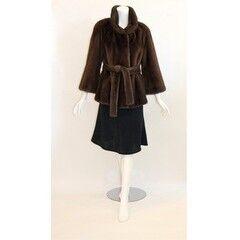 Верхняя одежда женская GNL Шуба женская КТ3-027-203