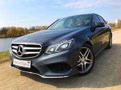 Прокат авто Прокат авто Mercedes-Benz E250D 2015 4matic
