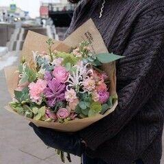 Магазин цветов VETKA-KVETKA Букет 210