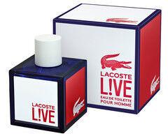Парфюмерия Lacoste Туалетная вода Live Pour Homme, 100 мл