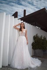 Свадебный салон Crystal Свадебное платье Afeya