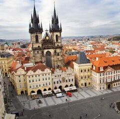Туристическое агентство Отдых и Туризм Экскурсионные тур «Секреты Праги»