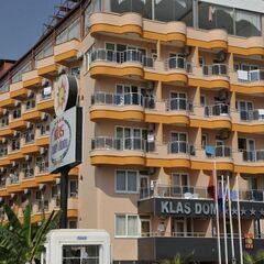Туристическое агентство География Пляжный авиатур в Турцию, Аланья, Klas Hotel Dom 4*