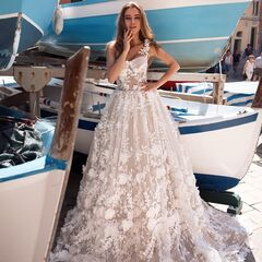 Свадебный салон Ange Etoiles Платье свадебное Ali Damore Zemfira