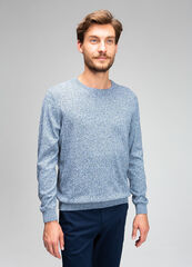 Кофта, рубашка, футболка мужская O'stin Джемпер мужской с круглым вырезом MK6V41-62