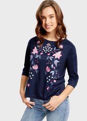 Кофта, блузка, футболка женская O'stin Джемпер из искусственнoй замши LT1S35-68
