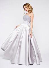 Вечернее платье Jan Steen Вечернее платье 0892 (серебро)
