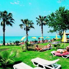 Туристическое агентство Мастер ВГ тур Пляжный авиатур в Турцию, Аланья, Antik Hotel & Garden 4* (10 ночей, октябрь)
