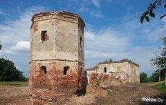 Достопримечательность Быховский замок Фото