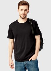 Кофта, рубашка, футболка мужская O'stin Базовая футболка мужская MTA101-99
