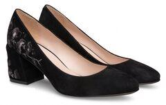 Обувь женская Ekonika Туфли EN1178-09 black-18Z