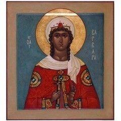 Подарок Славутасць Икона «Великомученица Варвара» lip-i001