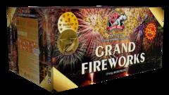 Фейерверк Белый тигр Фейерверк «Grand Fireworks» PR-150-25