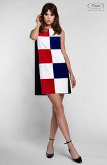 Платье женское Pintel™ Комбинированное мини-платье PATRÍCIA