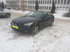 Прокат авто Прокат авто без водителя, BMW 530 (Е60)
