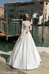 Свадебный салон Bonjour Свадебное платье Zonariya из коллекции La Douceur