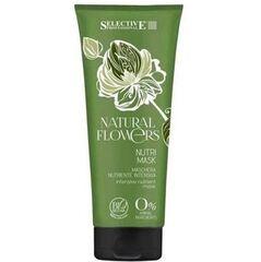 Уход за волосами Selective Natural Flowers Питательная маска для волос
