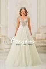 Свадебный салон Bonjour Свадебное платье «Miriem» из коллекции EDEM 2016