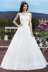 Свадебное платье напрокат Sinserity Свадебное платье 3804