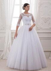 Свадебное платье напрокат White One (Pronovias) Платье свадебное «Sinty»