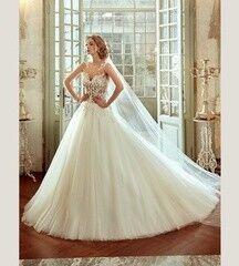 Свадебное платье напрокат Nicole Платье свадебное Sevilla