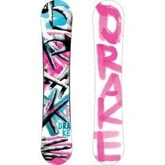 Сноубординг Drake Сноуборд Misty '12 (142, 146 см)