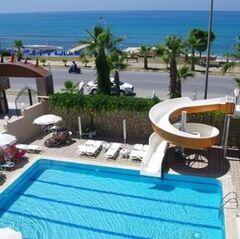 Туристическое агентство VIP TOURS Пляжный aвиатур в Турцию, Аланья, Grand Bayar Beach Hotel 4*