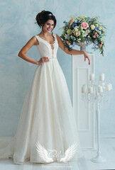 Свадебный салон ALIZA Свадебное платье «Bliss» Ameli Benya