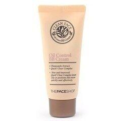 Уход за лицом The Face Shop ВВ-крем для жирной кожи Clean Face Oil Control BB Cream
