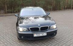 Прокат авто Прокат авто BMW 730i