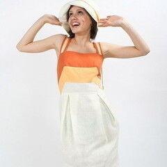 Белорусский дизайнер YANCHILINA Платье 1303