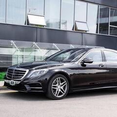Прокат авто Прокат авто Mercedes-Benz W222 S-Class Black&White