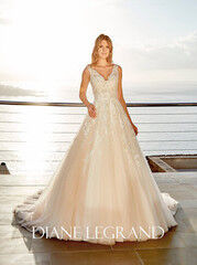 Свадебный салон Diane Legrand Платье свадебное Diana