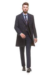 Верхняя одежда мужская HISTORIA Пальто мужское, виндзорская клетка