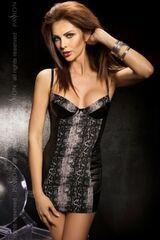 Интим-магазин Passion Платье Bravuro, чёрное