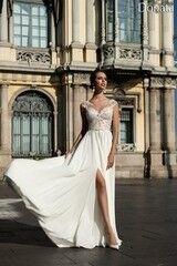 Свадебный салон Bonjour Свадебное платье «Donata» из коллекции LA POESIE 2017