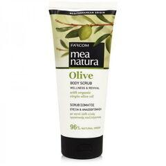 Уход за телом Farcom Скраб для тела с оливковым маслом Mea natura Olive 200ml