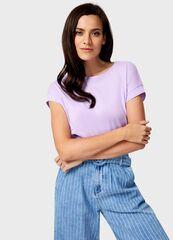 Кофта, блузка, футболка женская O'stin Базовая футболка из хлопка женская LT6U81-71