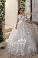 Свадебный салон Garteli Свадебное платье 916