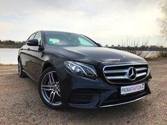 Прокат авто Прокат авто Mercedes-Benz E220D Avantgarde 2019 г.в.