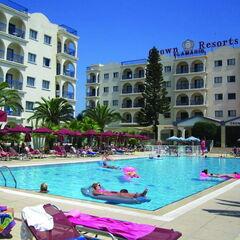 Туристическое агентство Санни Дэйс Пляжный авиатур на о. Кипр, Протарас, Crown Resorts Elamaris 4*