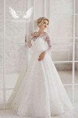 Свадебный салон ALIZA Платье свадебное «Alure» Soffito