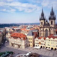 Туристическое агентство Инминтур Экскурсионный автобусный тур «Выходные в Праге»