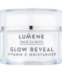 Уход за лицом LUMENE Увлажняющий крем с витамином С, Glow Reveal Vitamin C Moisturizer
