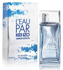 Парфюмерия Kenzo Туалетная вода Leau Par Kenzo Mirror Edition Homme, 100 мл
