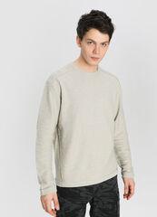 Кофта, рубашка, футболка мужская O'stin Джемпер из текстурной ткани MT2W54-T0